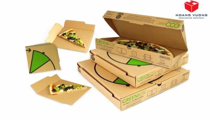 hộp giấy đựng pizza