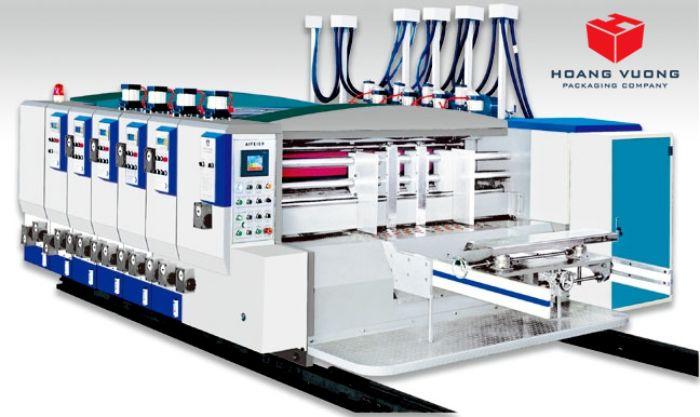 máy móc ngành in