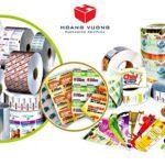 Các sản phẩm in flexo