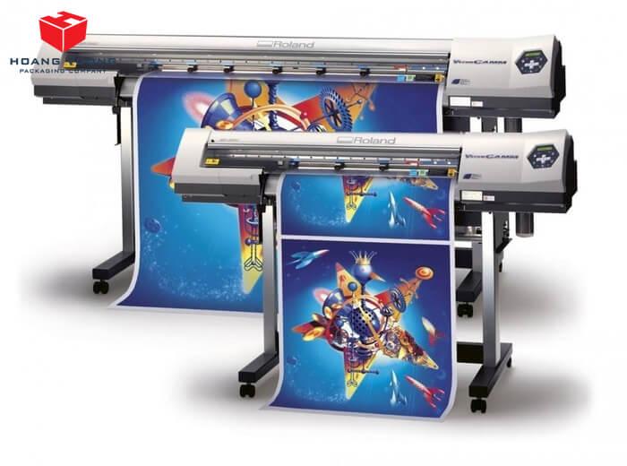 Kỹ thuật in ấn hiện đại
