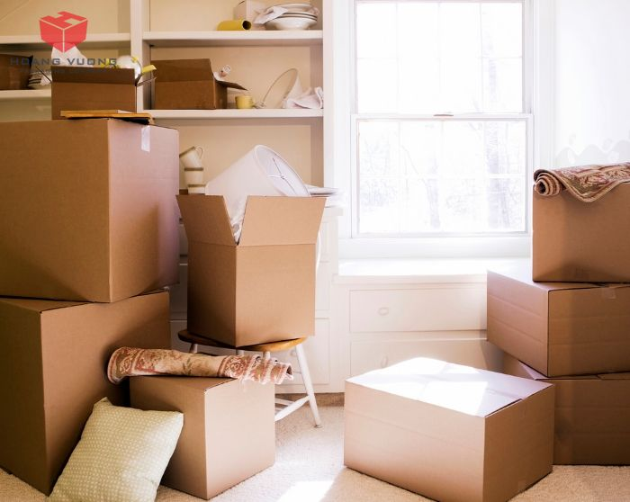 Mua thùng carton khi cần chuyển nhà ở đâu uy tín?