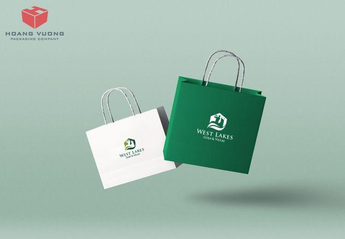 Túi giấy cao cấp thể hiện sự chuyên nghiệp của doanh nghiệp